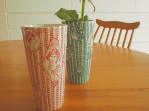 NYMOLLEの古い時代の花瓶です。