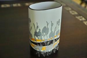 ロイヤルコペンハーゲン BACAバッカシリーズ 花瓶 Ivan Weiss イワン ウェイス デザイン