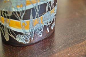 ロイヤルコペンハーゲン BACAバッカシリーズ 花瓶 Ivan Weiss イワン ウェイス デザイン 5