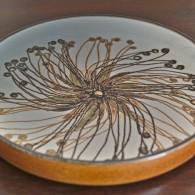 ロイヤルコペンハーゲン BACAバッカシリーズ Ellen Malmarエレン マルマーデザインの飾り皿 大