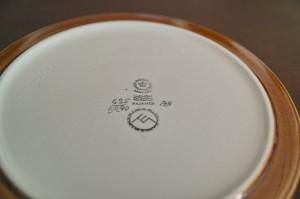 ロイヤルコペンハーゲン BACAバッカシリーズ Ellen Malmarエレン マルマーデザインの飾り皿 小 3