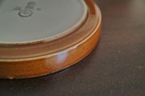 ロイヤルコペンハーゲン BACAバッカシリーズ Ellen Malmarエレン マルマーデザインの飾り皿 小 4