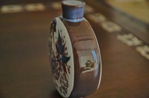 ロイヤルコペンハーゲン Marianne Johnsonデザイン 鳥の花瓶 2