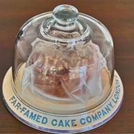 英国 Far-famed cake company のケーキドーム