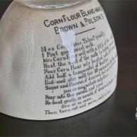 BROWN & POLSON'S 陶器モールド タイプ4