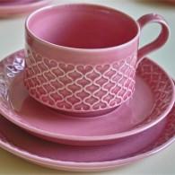 Jens.H.Quistgaard Cordialパターン 限定カラー ピンク・トリオ 超レア!!