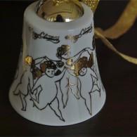 ドイツ ローゼンタール(Rosenthal)製 アンディ・ワォホール(Andy Warhol)デザイン クリスマスオーナメント ベル その1